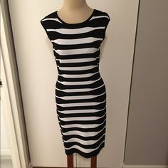 Calvin Klein dress Tight fitted, never worn (tags still on!) Calvin Klein dress. Perfect for date night! Calvin Klein Dresses