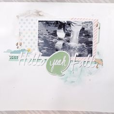 How-To Video | Watercolor Backgrounds by Els Brigé
