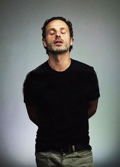 How can you NOT love this man! Sooooo sexy!!