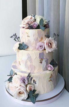 50 Most Beautiful Wedding Cakes, wedding cake ideas, amazing wedding cake #wedding #weddingcake