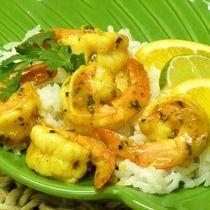 Caribbean Island Lime Shrimp Recipe