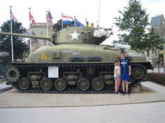 Dit is een van de zwaarste tanks van de Amerikanen