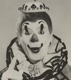 Jackie Le Claire. Jackie's parents were performers with the Ringling Brothers and Barnum & Bailey Circus when he was born. He started clowning at a very young age, and as a young man became a salaried performer in partnership with his father who was also a clown. When he was 19, Jackie became an aerialist.