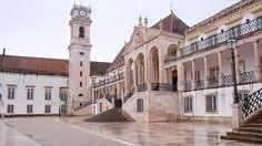 Monumentos portugueses que são património mundial-Universidade de Coimbra