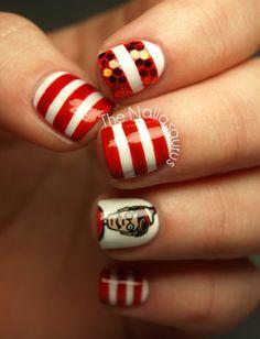 Where's Waldo Nails
