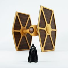 TIE Fighter Tie Fighter, High Gloss, My Design, Wax, Boxes, Projects, Log Projects, Crates, Blue Prints