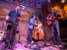 Hochstein at High Falls Presents: The Ruddy Well Band at 12:10 p.m. on Thursday, July 17