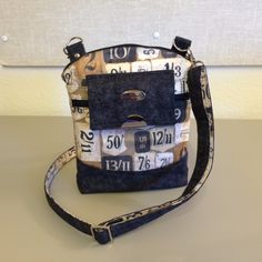 Serendipity Hip / Lunar Bag Mash-up Tutorial by Elizabeth Widmayer