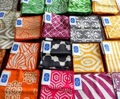 Katherine Rally Textiles, these are all gorgeous