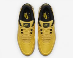 68bee86082cb28 Nike Air Max 90 VT Yellow. beautiful Sneaker Bar