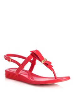 Cole Haan - Marnie Grand Patent Leather Sandals