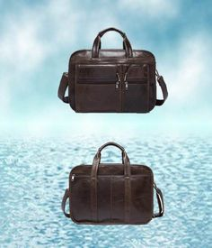 3d0da476b3910 Genuine Leather Bags Men s Crossbody Shoulder Handbag Messenger Bags  Briefcase