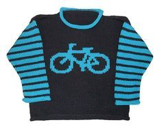 Ravelry: Bicycle Pullover pattern by Gail Pfeifle, Roo Designs