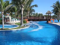 "The absolutely gorgeous resort where I said ""I do"" .... The Barcelo Maya Tropical Resort"