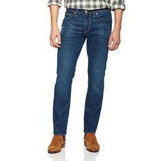 Chollo Amazon  Pantalones vaqueros Levi s 511 Slim Fit azul Glastonbury a848e8788db