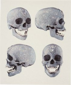 Damien Hirst – 'For the Love of God' — Print