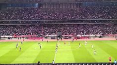 Beşiktaş Fenerbahçe 3-2 , Mario Gomez Gol anonsu (27 Eylul 2015)