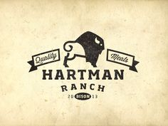 Hartman Ranch Meats-Bison