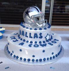 Pin Dallas Cowboys Cake Decorating Munity Cakes Bake cakepins.com
