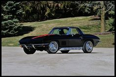 1967 Chevrolet Corvette Convertible 427/435 HP, Well Documented at Mecum Auctions