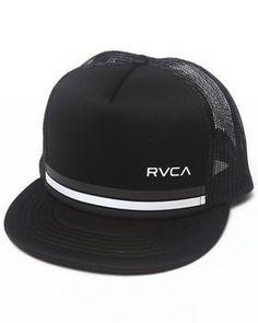 98d19e9943f Buy Barlow Trucker II Cap Men s Accessories from RVCA. Find RVCA fashions   amp  more