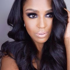 One of my favorite looks has to be a smokey eye what's your favorite? #mua #beat - @makeupshayla- #webstagram