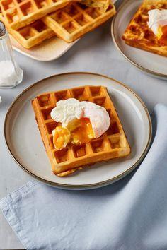 Waffles, Pancakes, Naan, Bruschetta, Cheddar, Quiche, Smoothie, Breakfast, Recipes