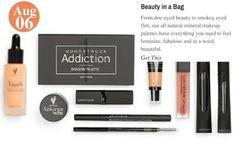 Touch of Beauty Beauty in a Bag: www.teelieturner.com #makeup