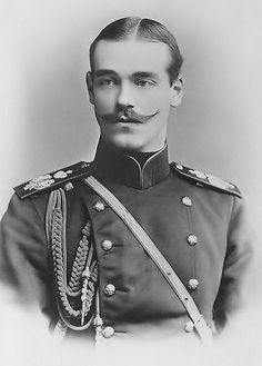 His Imperial Highness Grand Duke Mikhail Alexandrovich of Russia (1878-1918)