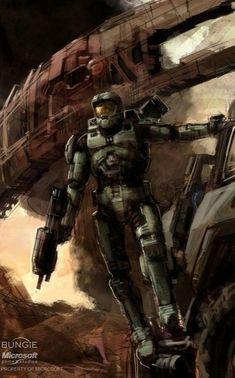 Halo 3, Halo Game, John 117, Halo Armor, Halo Spartan, Halo Master Chief, Halo Series, Halo Collection, Super Mario 3d