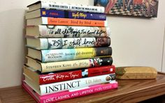 So She Writes by Miss Dre   Spring Reading List