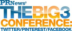 Who are the Big Three? Twitter, Pinterest, and Facebook, of course! Register today for The Big Three Conference, happening Aug. 9, 2012 in San Francisco!