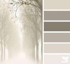 Colour Pallette, Color Palate, Colour Schemes, Taupe Color Palettes, Neutral Color Scheme, Color Combinations, Design Seeds, Wall Colors, House Colors