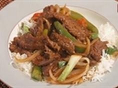 Simple Italian Recipe for a Delicious Pepper Steak | Kitchen Boss - YouTube