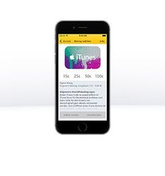 Postbank-Kunden erhalten 20 % Rabatt auf iTunes-Guthaben - https://apfeleimer.de/2016/05/postbank-kunden-erhalten-20-rabatt-auf-itunes-karten - iTunes-Guthaben kann man eigentlich nie genug haben. Dieses eignet sich nicht nur für die eigenen digitalen Einkaufe, sondern ist auch ein perfektes Geschenk, wenn einem mal sonst nichts Passendes einfällt oder es schnell gehen soll. Solltet Ihr auch zu den Menschen gehören, die trotz Ka...