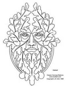 Free Wood Spirit Patterns - Bing Images