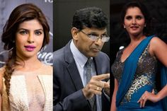 Rajan, Sania, Priyanka Among 100 Most Influential People: Time - Ooruni