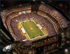 Philadelphia Eagles Lincoln Financial Field