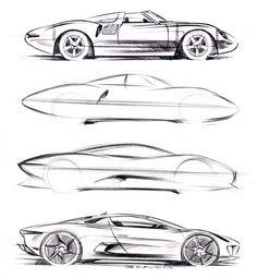 Jaguar CX-75 evolution