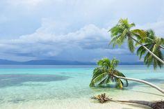 Isla Aguja, San Blas, Panama
