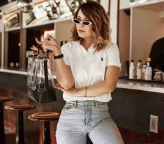 4 Looks That Prove You Need a Polo Shirt ASAP