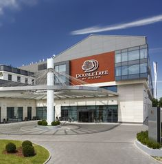 Relax and unwind at DoubleTree by Hilton Hotel & Conference Centre Warsaw.