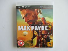 Max #payne 3 on ps3 in mint #condition,  View more on the LINK: http://www.zeppy.io/product/gb/2/131632798750/