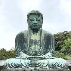 Japan - 6 - Kamakura – miss red fox Kamakura, Tsunami, Buddha, Kyoto, Red Fox, Yokohama, Japan Travel, Places, Sad Stories