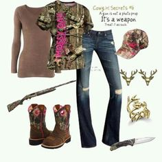 My style in the months of Nov and Dec :) Country Style Outfits, Country Wear, Country Girl Style, Country Fashion, My Style, Country Life, Country Strong, Southern Style, Country Boots