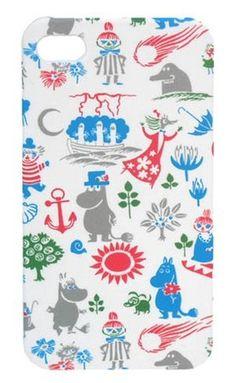 moomin iPhone case