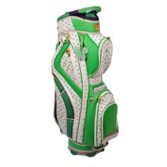 Golf Carts Ideas | LilyBeth GOLF Cart Bag Green Butterfly >>> You can get more details by clicking on the image. Note:It is Affiliate Link to Amazon.
