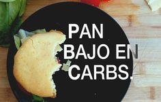 Pan Bajo en Carbohidratos | Recetas Clean Eating | FitFood