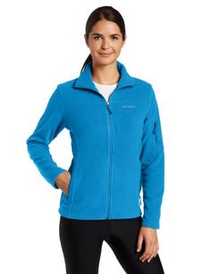 Columbia Women's Fast Trek II Full-Zip Fleece Jacket -- Check this awesome image @ http://www.myvacationdestinations.com/store/columbia-womens-fast-trek-ii-full-zip-fleece-jacket/?pq=020716121233