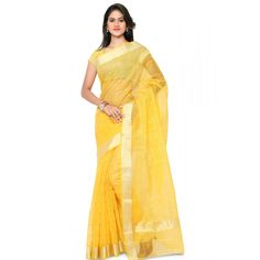 Kota Doria Saree with Zari Woven Border #saree, #festivalsaree, #bucksbenefit #onlinesaree, #desigersaree, #partywearsaree, #colorfulsaree, #handworksaree